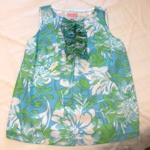 Lilly Pulitzer top, size 2